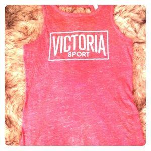 VICRORIA'S SECRET VICTORIA SPORT TANK XS